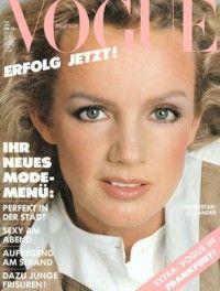 Vogue Cover April 1985