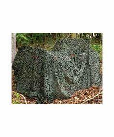Camouflage net til Militær, jagt, hardball, airsoft, paintball etc.