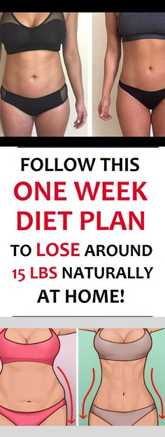 Today we're going to show you 7 simple tips and tricks for losing weight as well as a weekly diet plan that will help you get in shape soon.
