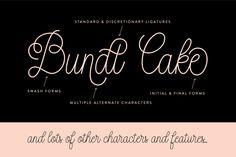 Bundt Cake Script