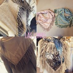 "Scarves from katherina loretta ""now in store"""