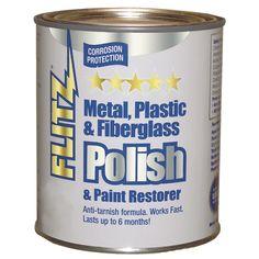 Flitz Polish - Paste - 1 Gallon Can - https://www.boatpartsforless.com/shop/flitz-polish-paste-1-gallon-can/