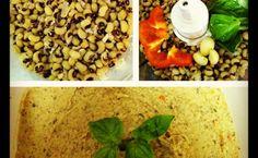 Black-Eyed Peas Hummus