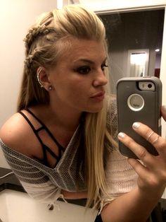 Viking hair // Free People hair