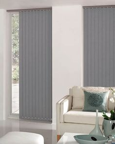 Sliding Panel Vertical Blinds 30 colors to choose from