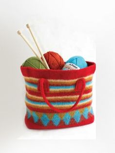 Felted Shopping Bag , freebie: this is divine, thanks so (k)