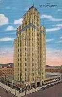 Bassett Tower, El Paso, Texas