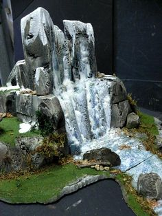 1 million+ Stunning Free Images to Use Anywhere Warhammer Terrain, 40k Terrain, Game Terrain, Wargaming Terrain, Landscape Model, Water Effect, Warhammer Fantasy, Warhammer 40k, Halloween Village