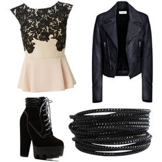 Untitled #144 by evanmonster on Polyvore featuring polyvore fashion style Lipsy Balenciaga Pieces