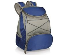 PTX Blue Backpack Cooler