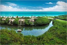 Fairmont Mayakoba, Cancun
