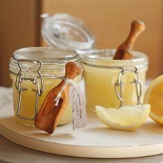 Make a luxurious Lemon Sugar Body Scrub at home!