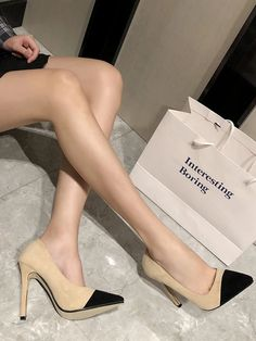www.heelcompany.com Shop High heels, Heels are the ultimate trendsetter when it comes to women's fashion. Shop sexy high heels at cheap discount prices everyday at Heel Company! Visit and Shop Now! Work Heels, Pumps Heels, Stiletto Heels, Sexy High Heels, Classy Heels, Slip On, Legs, Womens Fashion, Casual