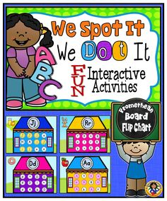 Students will have fun as they build their alphabet awareness skills using this fun technological opportunity. This is also a perfect way to introduce them to the Promethean Board. #alphabetactivities#kindergarten#promethean#flipchart