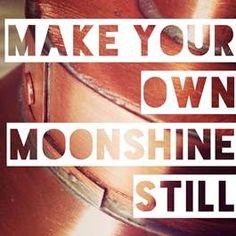 Copper Moonshine Stills and Apple Pie Moonshine Kits