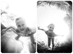 photograph your kids underwater via Kristin Eldridge Photography
