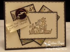 Mojo Monday 207 by Cristena - Cards and Paper Crafts at Splitcoaststampers