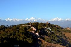 Nagarkot sunrise tour is one of the best place that offer great mountain views near by Kathmandu valley. It is a resort village,32 km east of Kathmandu.