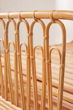 Slide View: 4: Canoga Rattan Bed