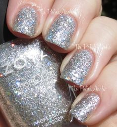 The PolishAholic: Zoya Magical Pixie Collection Swatches Zoya Collection, Silver Nail Polish, Have A Good Weekend, China Glaze, Spring Nails, Diy Beauty, Fun Nails, Hair And Nails, Pixie