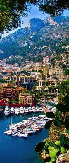 Monaco French Riveria