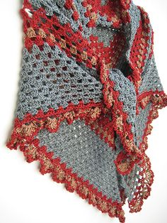 Shawl - simple lovely