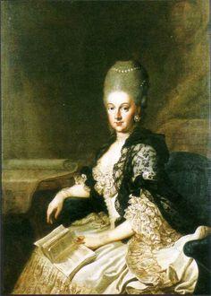 1773 Duchess Anna Amalie