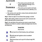 Students use an acrostic poem to summarize a non-fiction text passage. Nonfiction, Acrostic Poems, Literacy, Students, Chart, Writing, Reading, School, Language Arts