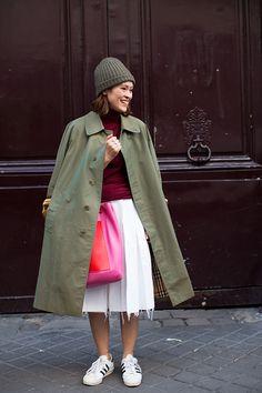On the Street….Rue Saint-Honoré, Paris - The Sartorialist