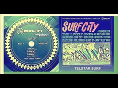 The Lively Ones - Telstar Surf 'Vinyl'