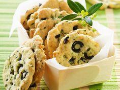 Cookies salés, facile et pas cher