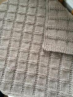 Baby Knitting Patterns, Crochet Patterns Amigurumi, Knitting Ideas, Crochet Baby Blanket Beginner, Knitted Baby Blankets, Learn To Crochet, Patchwork Baby, Chunky Blanket, Yarn Sizes