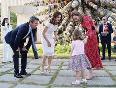 South Korea visit of Crown Princess Mary and Crown Prince Frederik Princess Estelle, Princess Charlene, Princess Madeleine, Princess Eugenie, Crown Princess Victoria, Crown Princess Mary, Prince Frederik Of Denmark, Prince Frederick, Queen Margrethe Ii
