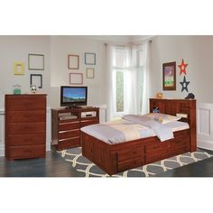Media Dresser, Wood Dresser, Dresser With Mirror, Dresser As Nightstand, Trundle Bed Mattress, Headboard With Lights, Captains Bed, Bookcase Headboard, Types Of Beds