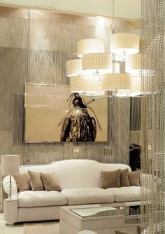 """""""Luxury Living Rooms"""" """"Luxury Living Room Ideas"""" By InStyle-Decor.com Hollywood…"""