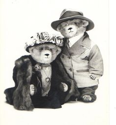40th Wedding anniversary couple from the Stearnsy Bears.