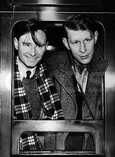 Famous literary expats: Christopher Isherwood and W H Auden