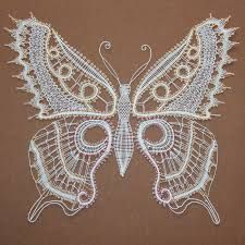 Irish Crochet, Crochet Lace, Bruges Lace, Bobbin Lace Patterns, Lacemaking, Parchment Craft, Lace Heart, Point Lace, Lace Jewelry