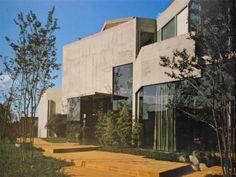 Residência Waldo Perseu Pereira (1967-1969) [Joaquim Guedes]