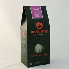 Bio, Organic Verbena Herbal tea CALYPSO