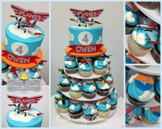 Disney Planes Cake, Planes birthday cake, Dusty Crophopper Cake, Cakes by Camille, llc