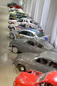 Saab Car Museum - Trollhättan Sweden Fathers Day Gifts Discount Watches http://discountwatches.gr8.com