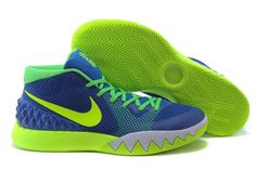 quality design 99976 4ae7f Buy Nike Kyrie Irving 1 Blue Green Basketball Shoes Cheap For Sale Super  Deals from Reliable Nike Kyrie Irving 1 Blue Green Basketball Shoes Cheap  For Sale ...