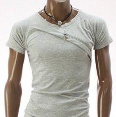 Asymmetrical Short Sleeve - SLS
