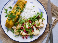 Indian Spiced Baked Salmon Fillet | nourisheveryday.com | A healthy meal idea that is SO quick and easy to prepare and packed full of flavour. Dairy free, sugar free and all natural ingredients! Paleo friendly.