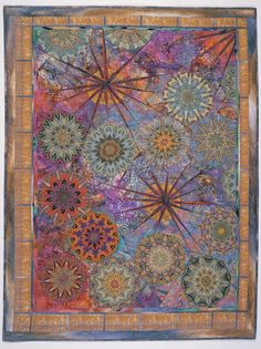 Kaleidoscope Quilts: The Art of Paula Nadelstern - Akron Art Museum
