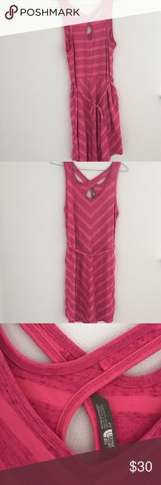 The North Face Girl/'s Flashdry Hike Swim Shorts Pink Medium 10-12 NWT!