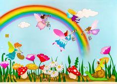 childrens murals