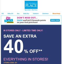 Bed bath and beyond offers coupon codes for online purchases or free printable coupons childrens place coupons fandeluxe