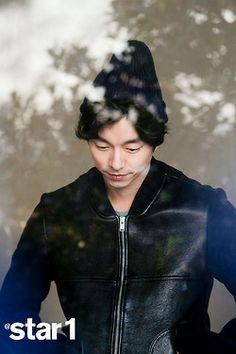 Gong Yoo // Star1 Magazine January Issue '14 ♡ Korean Portraiture